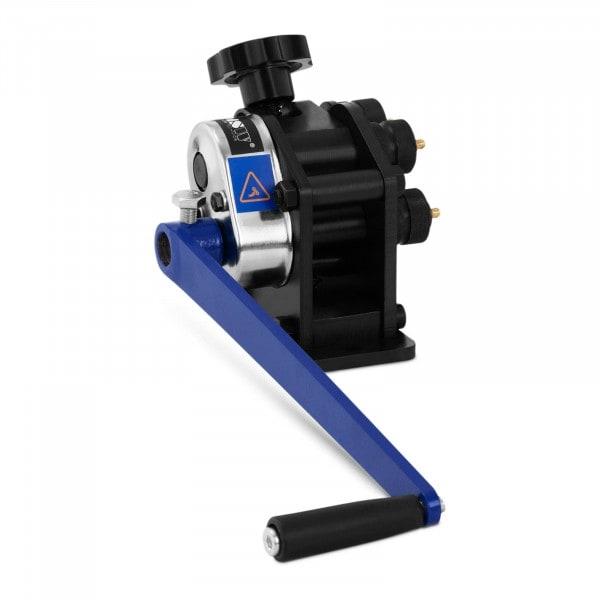 B-Ware Rundbiegemaschine - manuell - für Flach- und Rundstahl