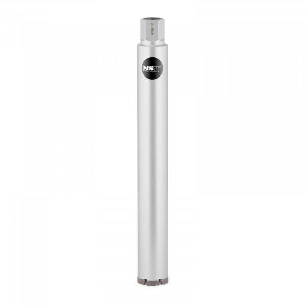 Diamantbohrkrone - Ø 62 mm - 450 mm