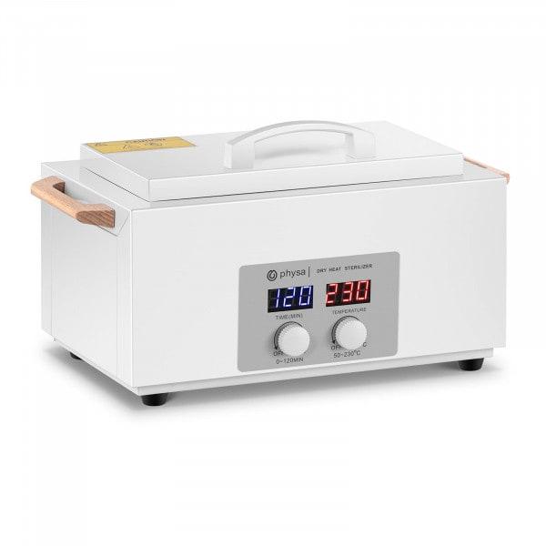 Heißluftsterilisator - 2 L - Timer - 50 bis 230 °C