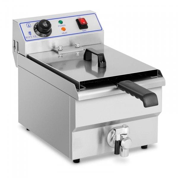 B-WARE Elektro-Fritteuse - 1 x 10 Liter