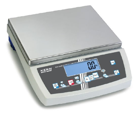 KERN Zählwaage Max 36 kg: d=0,0001 kg