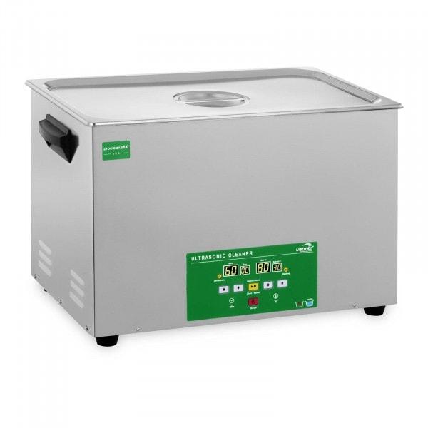 Ultraschallreiniger - 28 Liter - 480 W - Memory Quick Eco