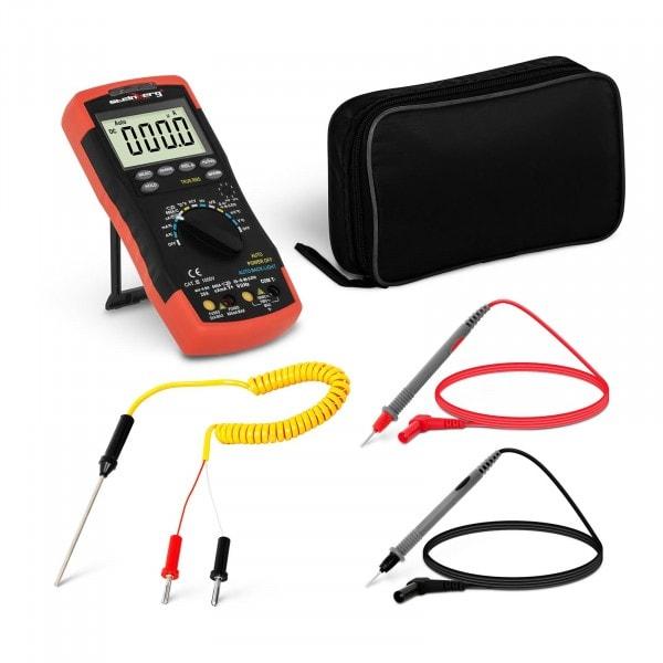 Multimeter - 6.000 Counts - hFE-Transistortest - NCV - Temperaturmessung - TrueRMS