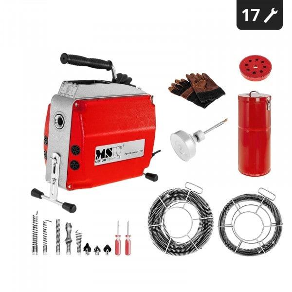 Rohrreinigungsmaschine - 570 W - 400 U/min - Ø 20 - 150 mm