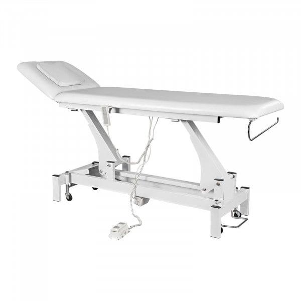 Massageliege elektrisch RELAXO   weiß