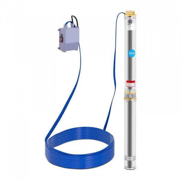 Brunnenpumpe - 9.000 l/h - 2.200 W
