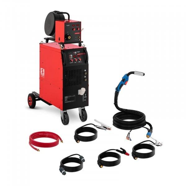 MIG/MAG Schweißgerät - 400 A - 400 V - Wasserkühlung