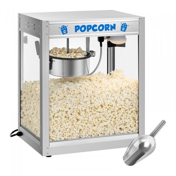 Popcornmaschine - Edelstahl