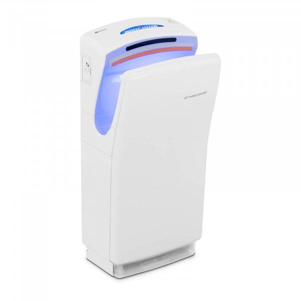 Händetrockner - elektrisch - 1.400 W / 700 W - weiß