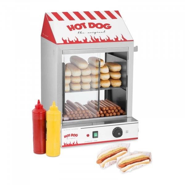 Hot Dog Steamer - 2.000 W