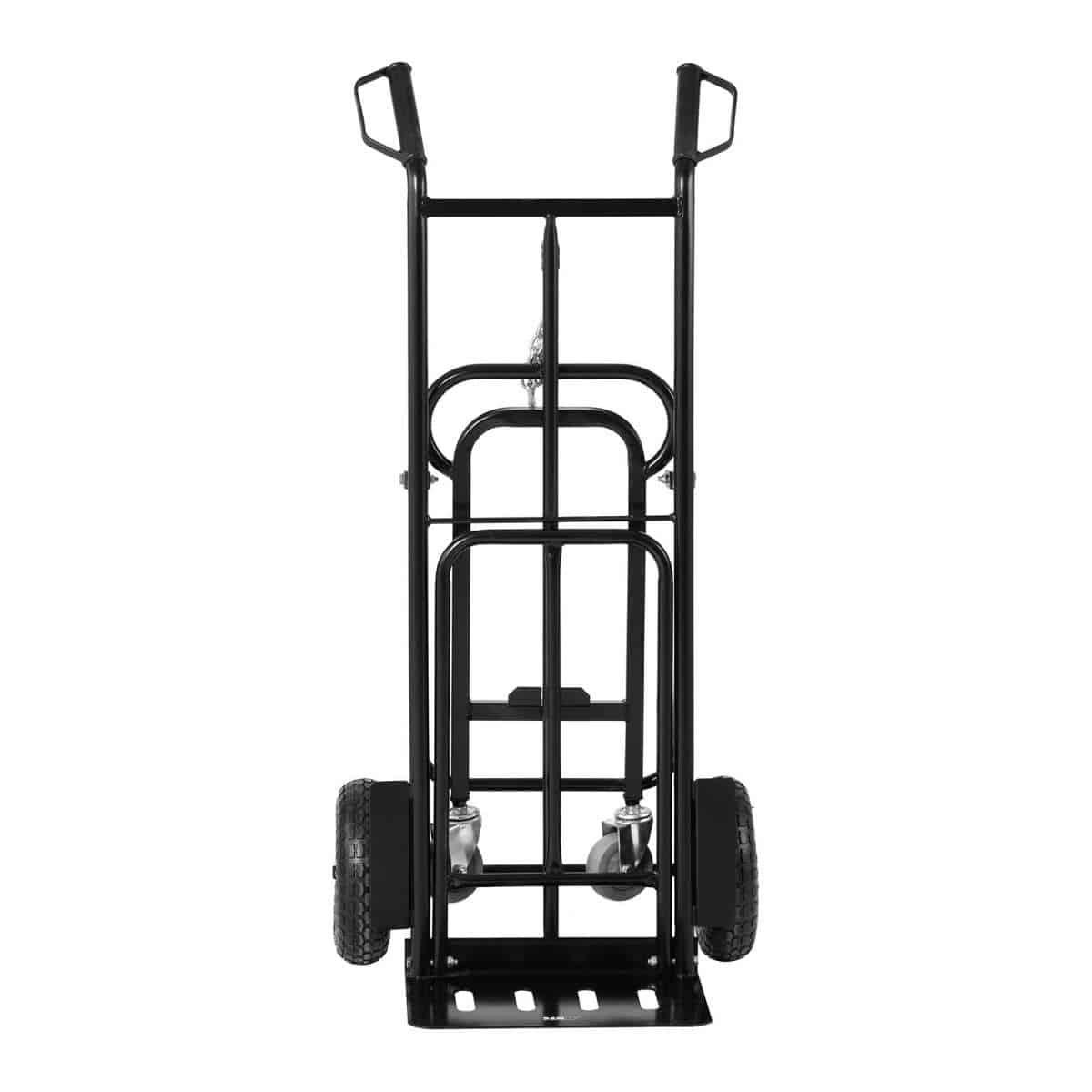 Sackkarre - bis 180 kg - klappbar - Stützräder   expondo.de