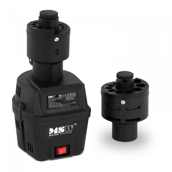 Bohrerschleifgerät - 70 W - 1.600 U/min - Wechselkopf - Schleifbereich 3 bis 16 mm