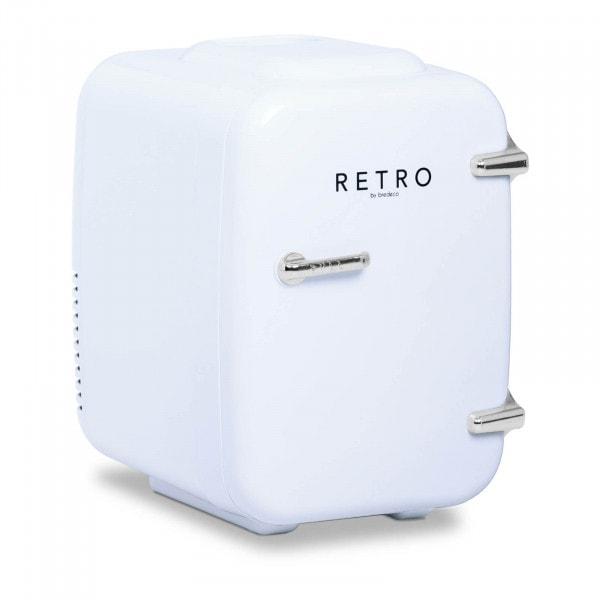 Mini Kühlschrank - 4 L - weiß