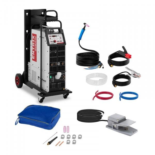 ALU-Schweißgerät - 315 A - 400 V - Digital - Puls - Wasserkühlung