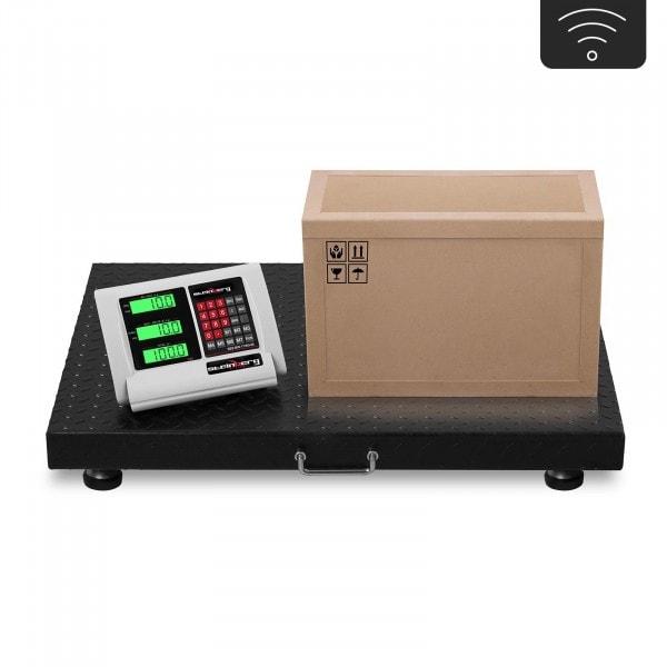 B-WARE Bodenwaage - 1 t / 200 g - LCD - wireless