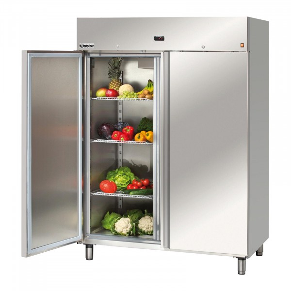 Bartscher Kühlschrank 1400 Liter - 2/1 GN - CNS