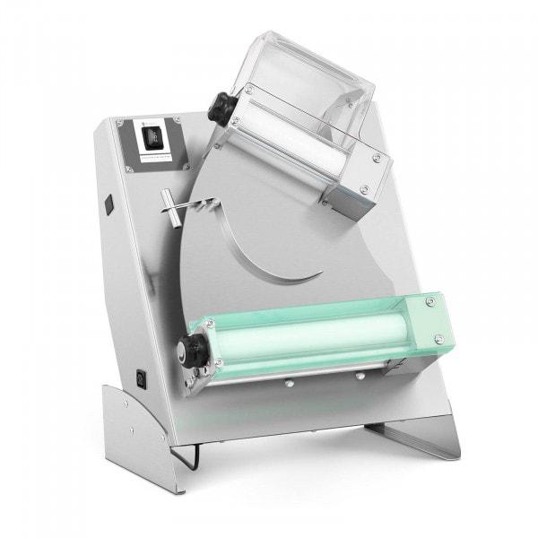 Teigausrollmaschine - Ø 14 bis 29 cm - 2 Rollen - 0 bis 5 mm