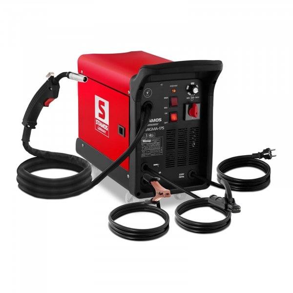 MIG/MAG Schweißgerät - 175 A - 230 V - Räder
