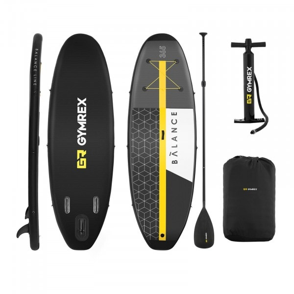 Stand Up Paddle Board Set - 230 kg - 365 x 110 x 15 cm