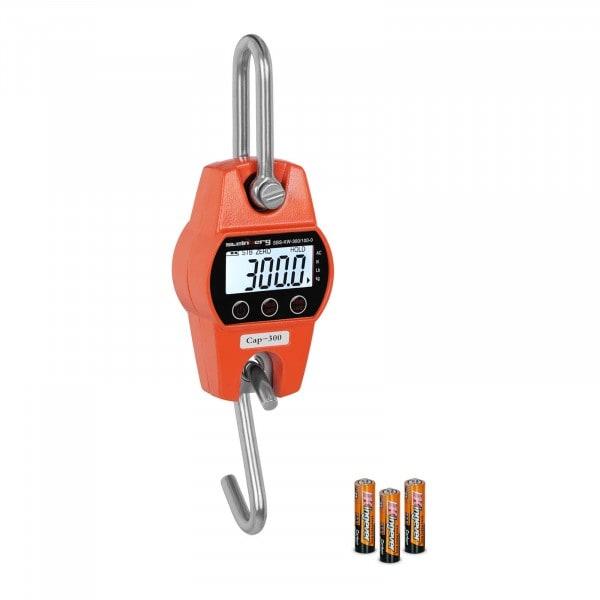 B-Ware Kranwaage - 300 kg / 100 g - orange