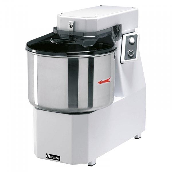 Gesamtansicht von Bartscher Teigknetmaschine 18 kg - 22 Liter