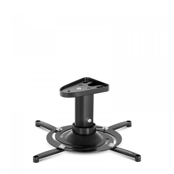 Beamer-Deckenhalterung - +/- 15° schwenkbar - +/- 15° neigbar - 10 kg