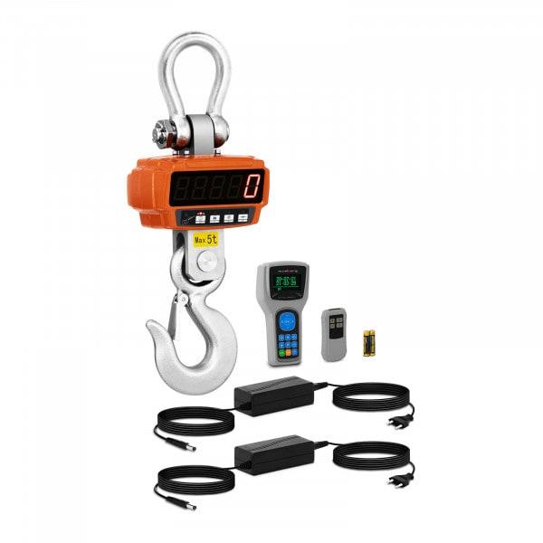 Kranwaage - 5 t / 1 kg - Remote Display