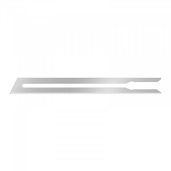 Styroporschneider-Klinge gerade - 10 cm