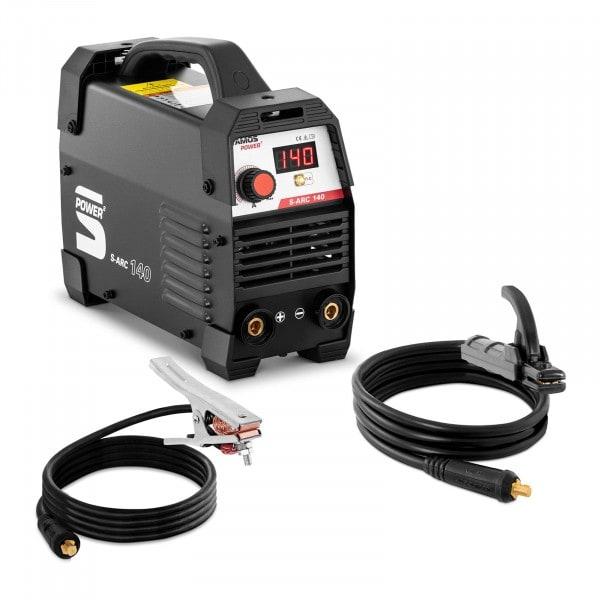 Elektroden Schweißgerät - 140 A - Hot Start - Griff