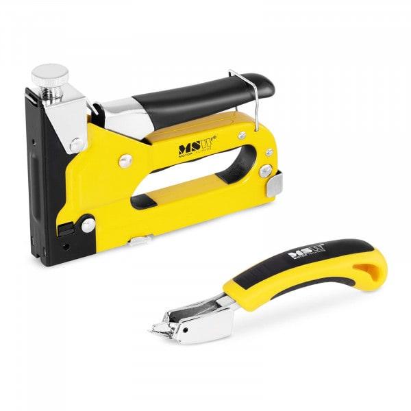 Handtacker - Klammerzange - Klammern 4 - 14 mm
