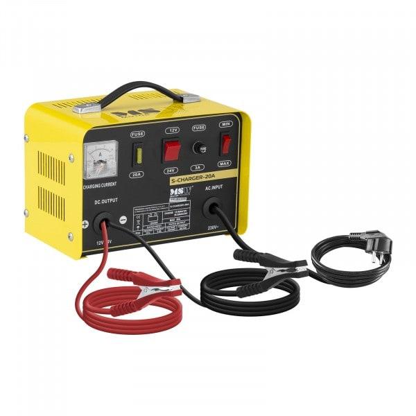 B-Ware Autobatterie-Ladegerät - 12/24 V - 8/12 A