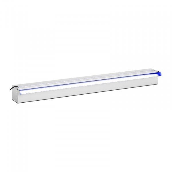 Schwalldusche Pool - 90 cm - LED-Beleuchtung