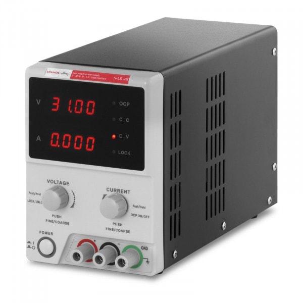 Labornetzgerät - 0-30 V - 0-5 A DC - 250 W - USB