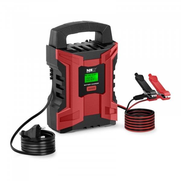 B-Ware Autobatterie-Ladegerät - 6/12 V - 2/10 A - LCD-Anzeige