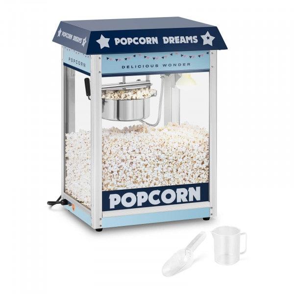 Popcornmaschine - blau