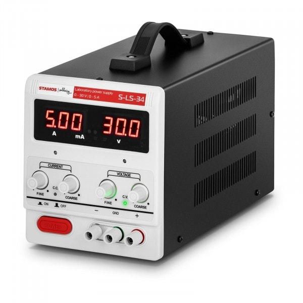 Labornetzgerät - 0-30 V - 0-5 A DC - 150 W