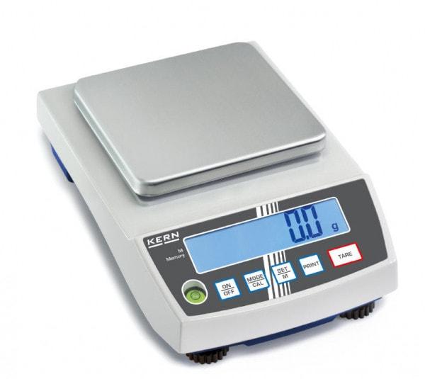KERN Präzisionswaage 1 g : 6 kg