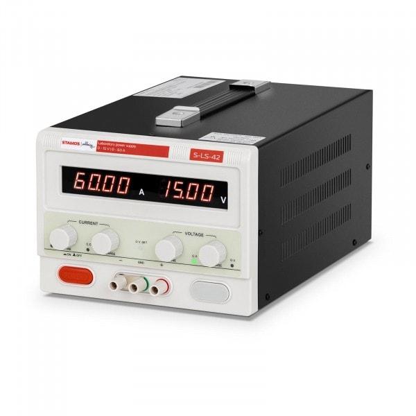 Labornetzgerät - 0-15 V - 0-60 A DC - 900 W
