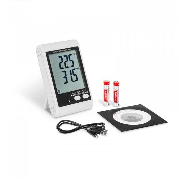 Datenlogger – LCD-Display – Temperatur + Luftfeuchtigkeit