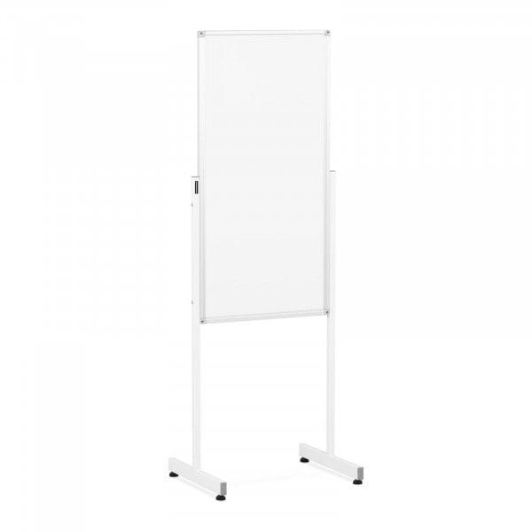 Whiteboard - 90 x 45 cm - doppelseitig