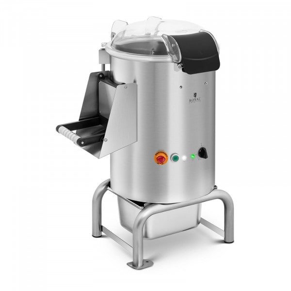 Kartoffelschälmaschine - 22 L - Timer - bis zu 200 kg/h