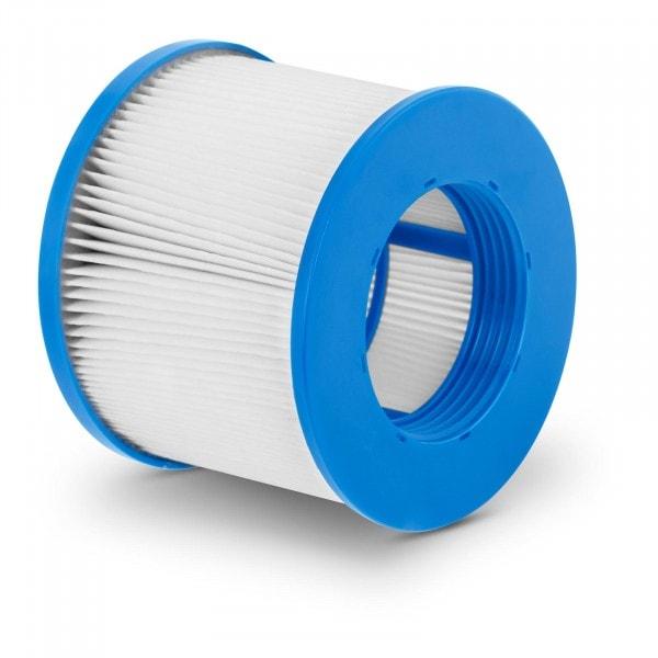 Filterkartuschen Pool - 6 Stück - Ø 65/105 mm - Höhe 78 mm