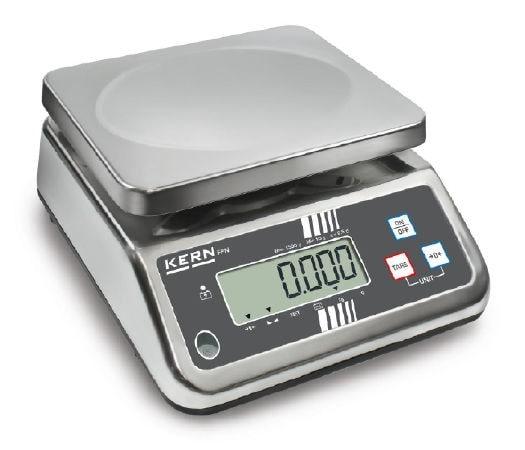 KERN Tischwaage 0,005 kg : 15 kg