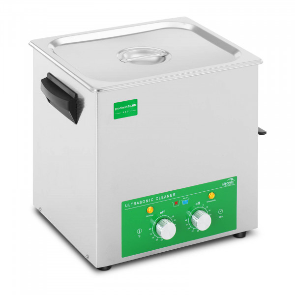 Ultraschallreiniger - 10 Liter - 180 W - Eco