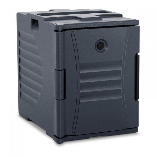 Thermobox - Frontlader - für 2 GN 1/1 Behälter (20 cm tief)