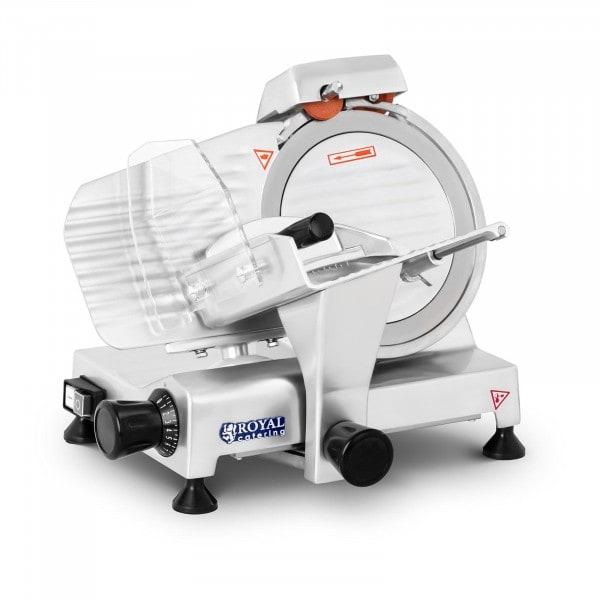 B-Ware Aufschnittmaschine - 220 mm - bis 12 mm