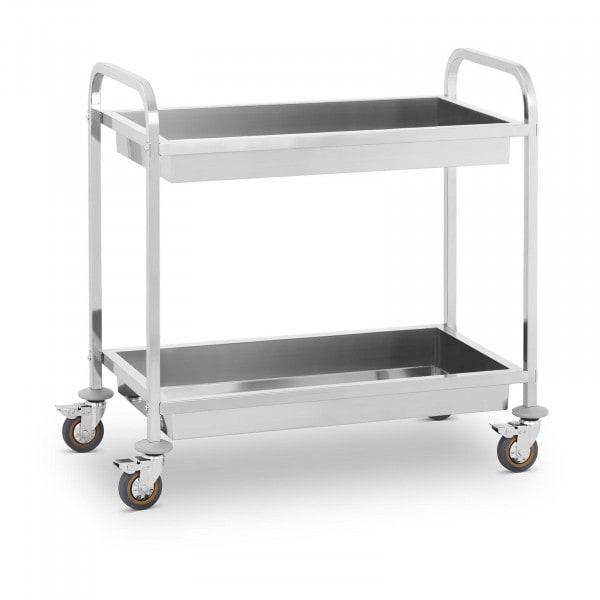 Servierwagen - 2 Mulden - bis 320 kg