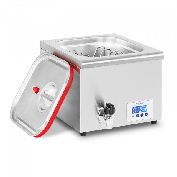 Sous-vide-Garer - 500 W - 30 - 95 °C - 16 l - LCD