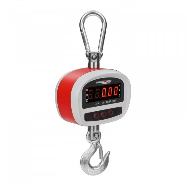 Kranwaage - 300 kg / 50g - LED - 3003 - 1