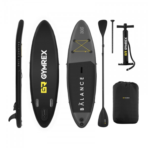 Stand Up Paddle Board Set - 135 kg - 305 x 79 x 15 cm